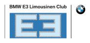 BMW E3 Limousinen Club e.V.